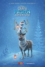 Olaf's Frozen Adventure small poster