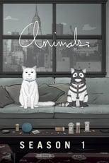 Animals. 1ª Temporada Completa Torrent Legendada