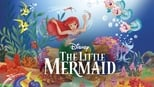 The Little Mermaid small backdrop