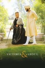 Poster van Victoria & Abdul