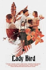 Lady Bird small poster