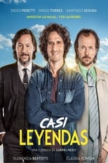 Casi leyendas (2017) Torrent Dublado