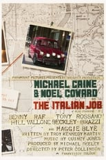 The Italian Job small poster