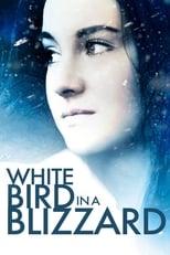 White Bird in a Blizzard small poster