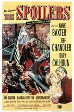 The Spoilers (1955) Box Art
