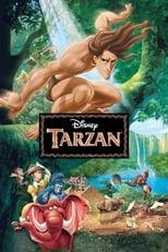 Tarzan small poster