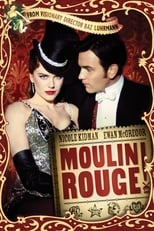 Moulin Rouge! small poster