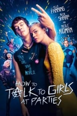 How to Talk to Girls at Parties small poster