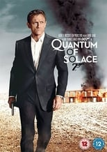 Quantum of Solace small poster