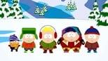 South Park small backdrop