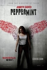 Peppermint small poster