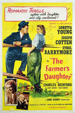 The Farmer's Daughter (1947) Box Art