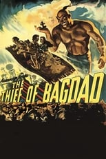 Thief of Bagdad (1940) box art