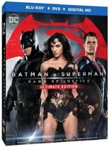 Batman v Superman: Dawn of Justice - Ultimate Edition