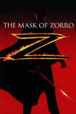 The Mask of Zorro small poster