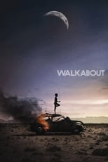 Poster for the movie Walkabout
