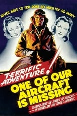 One of Our Aircraft Is Missing (1942) Box Art