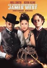 As Loucas Aventuras de James West (1999) Torrent Dublado e Legendado