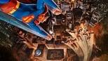 Superman II small backdrop
