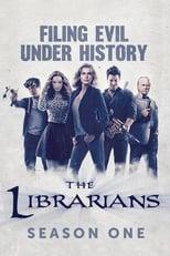 The Librarians 1ª Temporada Completa Torrent Dublada e Legendada