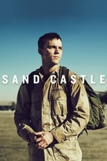 Sand Castle small poster