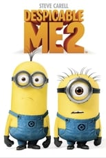 Despicable Me 2 small poster