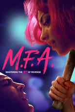 Poster for M.F.A.