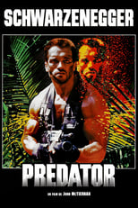 Predator - one of our movie recommendations
