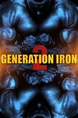 Poster for Generation Iron 2