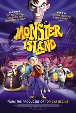 ver La isla de los monstruos por internet