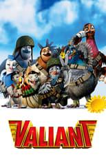 Valiant small poster