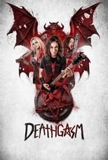 Deathgasm (2015) box art