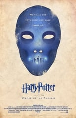 Harry Potter and the Order of the Phoenix small poster