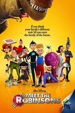 Meet the Robinsons small poster
