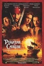 ver Piratas del Caribe. La maldición de la Perla Negra por internet