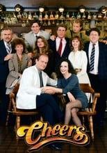 Cheers small poster