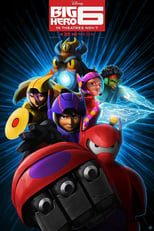 Big Hero 6 small poster