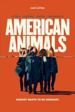 American Animals small poster