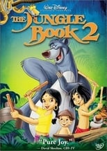 The Jungle Book 2 small poster