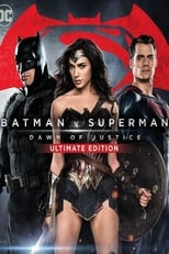 Batman v Superman: Dawn of Justice: Ultimate Edition