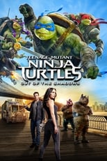 Teenage Mutant Ninja Turtles: Out of the Shadows small poster