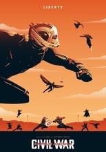 Captain America: Civil War small poster