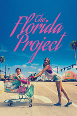 The Florida Project small poster