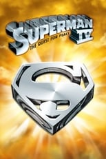 Superman IV: The Quest for Peace small poster
