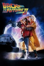 Back to the Future Part II small poster