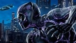 Black Panther small backdrop