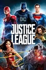 Poster for Justice League