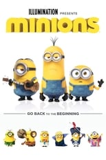 Minions small poster