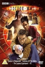 Doctor Who: Daleks in Manhattan