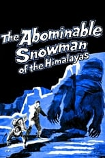 The Abominable Snowman (1957) Box Art
